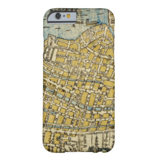 Map of Nagasaki Barely There iPhone 6 Case