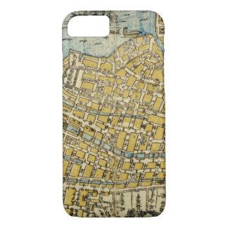 Map of Nagasaki Case-Mate iPhone Case
