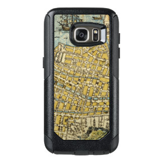 Map of Nagasaki OtterBox Samsung Galaxy S7 Case