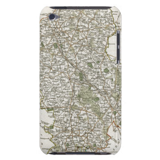 MAP OF STAFFORDSHIRE, 1793 BARELY THERE iPod CASES