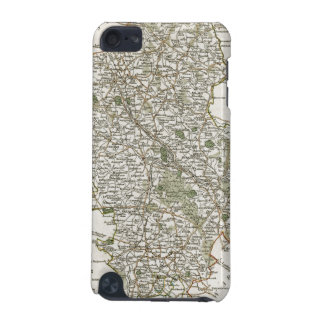 MAP OF STAFFORDSHIRE, 1793 iPod TOUCH 5G CASES