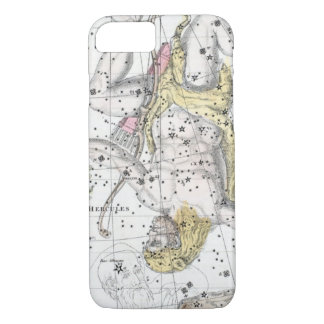 Map of The Constellations Plate VIII iPhone 8/7 Case