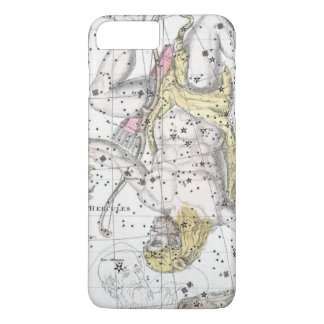 Map of The Constellations Plate VIII iPhone 8 Plus/7 Plus Case