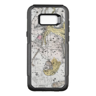 Map of The Constellations Plate VIII OtterBox Commuter Samsung Galaxy S8+ Case