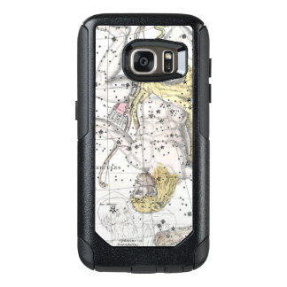 Map of The Constellations Plate VIII OtterBox Samsung Galaxy S7 Case