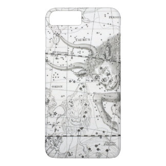 Map of The Constellations Plate XIV iPhone 8 Plus/7 Plus Case