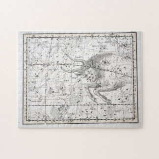 Map of The Constellations Plate XIV Jigsaw Puzzle
