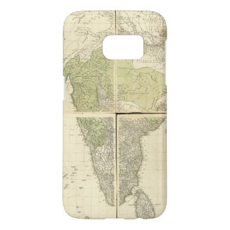 Map of the East Indies with the Roads (1768) Samsung Galaxy S7 Case