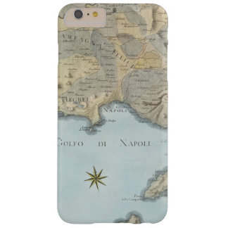 Map of the Gulf of Naples and Surrounding Area Barely There iPhone 6 Plus Case