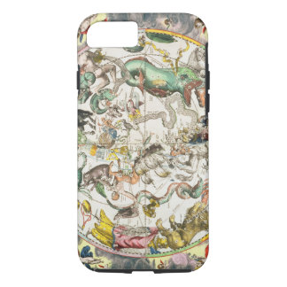 Map of the Southern Hemisphere, from 'The Celestia iPhone 7 Case