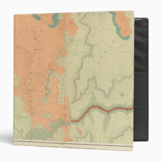Map Of The Uinkaret Plateau South Half Binders