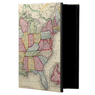 Map Of The United States, And Territories Case For iPad Air