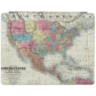 Map Of Canada Phone | Tablet | Laptop | iPod - Cases & Covers ...