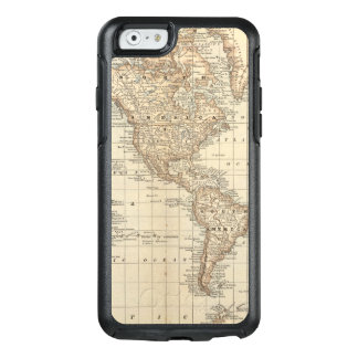 Map of the World 2 2 OtterBox iPhone 6/6s Case