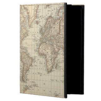 Map of the World 2 iPad Air Case