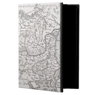MAP: PANNONIA iPad AIR CASE