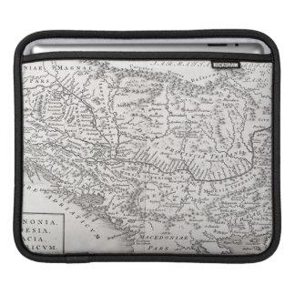 MAP: PANNONIA iPad SLEEVES