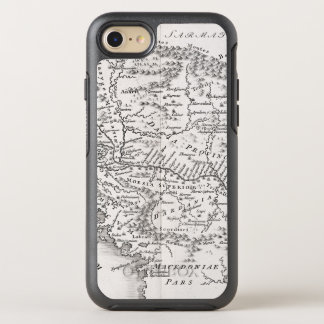 MAP: PANNONIA OtterBox SYMMETRY iPhone 7 CASE