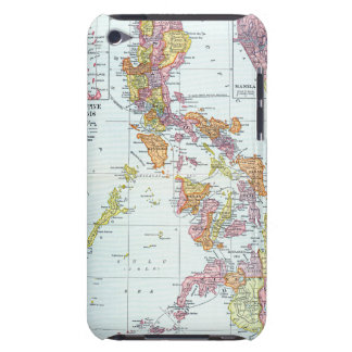 MAP: PHILIPPINES, 1905 BARELY THERE iPod CASES