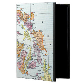 MAP: PHILIPPINES, 1905 iPad AIR COVERS