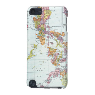 MAP: PHILIPPINES, 1905 iPod TOUCH 5G COVERS