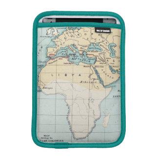 MAP: PHOENICIAN EMPIRE iPad MINI SLEEVES