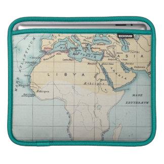 MAP: PHOENICIAN EMPIRE iPad SLEEVES