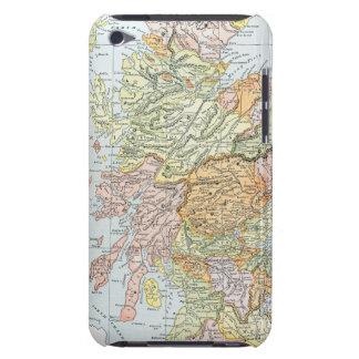 MAP: SCOTLAND iPod Case-Mate CASES