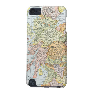 MAP: SCOTLAND iPod TOUCH (5TH GENERATION) CASES