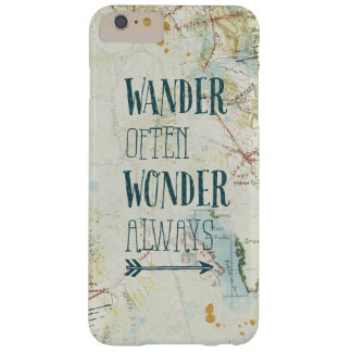 Map Sentiments Barely There iPhone 6 Plus Case
