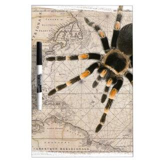 map spider Dry-Erase board