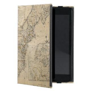 MAP: USA, 1783 CASES FOR iPad MINI