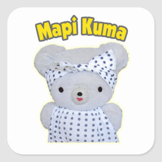 Mapi Kuma Stickers #1
