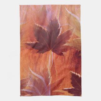 Maple Dream Towel
