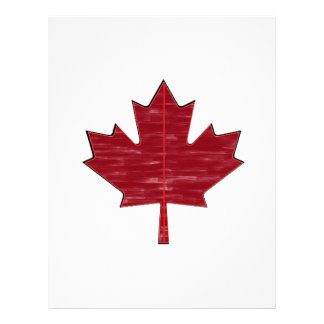 Maple Fever Letterhead