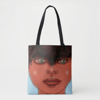 Maple Hair Tote Bag