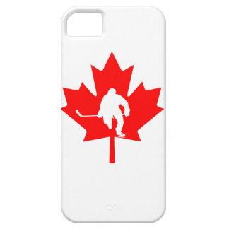 Maple Hockey iPhone 5 Case