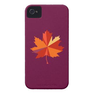 Maple Leaf Art iPhone 4 Cases