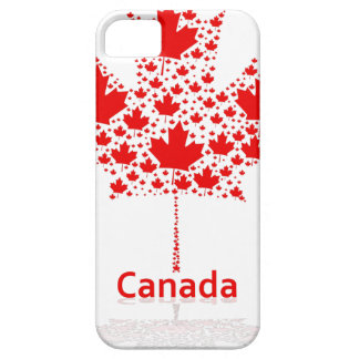 Maple Leaf Canada Case For The iPhone 5