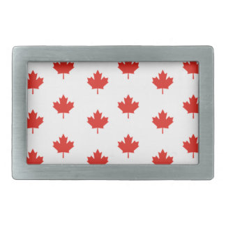 Maple Leaf Canada Emblem Country Nation Day Belt Buckles