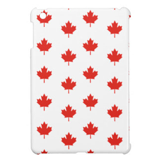 Maple Leaf Canada Emblem Country Nation Day iPad Mini Cover