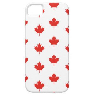 Maple Leaf Canada Emblem Country Nation Day iPhone 5 Case