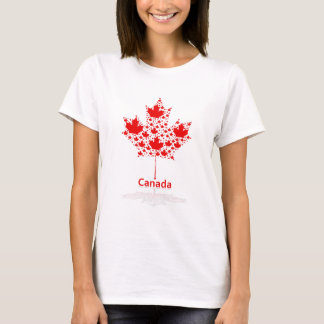 Maple Leaf Canada T-Shirt