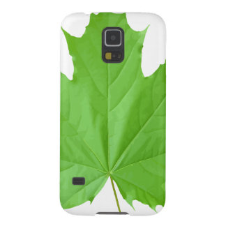 Maple Leaf Galaxy S5 Cover