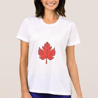 Maple Leaf Drawing T-Shirt