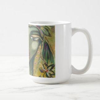 Maple Leaf Goddess 15oz. Coffee or Tea Mug