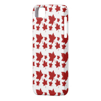 Maple Leaf iPhone 5 Covers