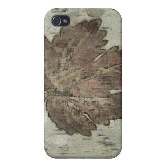 Maple leaf iPhone 4 cover