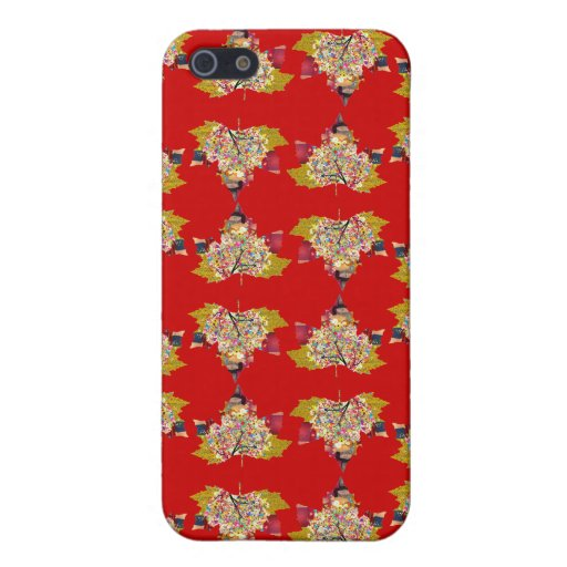 Maple Leaf iPhone 5 Cover