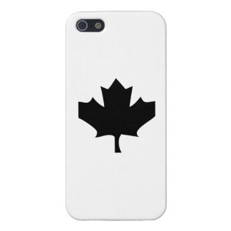 Maple Leaf Case For iPhone 5/5S
